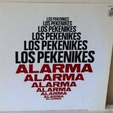 Discos de vinilo: LOS PEKENIKES - ALARMA HISPAVOX - 1969. Lote 166504330