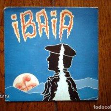 Dischi in vinile: IBAIA - BIHARKO IKARA + IBAIA. Lote 166505518