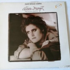 Discos de vinilo: ALISON MOYET - THAT OLE DEVIL CALLED LOVE - 1985. Lote 166509686