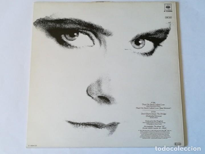 Discos de vinilo: Alison Moyet - That Ole Devil Called Love - 1985 - Foto 2 - 166509686