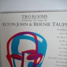 Discos de vinilo: TWO ROOMS. Lote 166507914