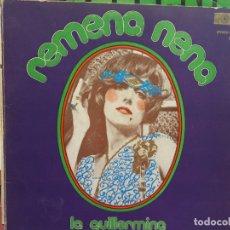 Discos de vinilo: BJS.DISCO DE VINILO.LP.REMENA NENA.LA GUILLERMINA.. Lote 184105890