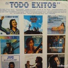 Discos de vinilo: BJS.DISCO DE VINILO.LP.TODO EXITOS.. Lote 184106106