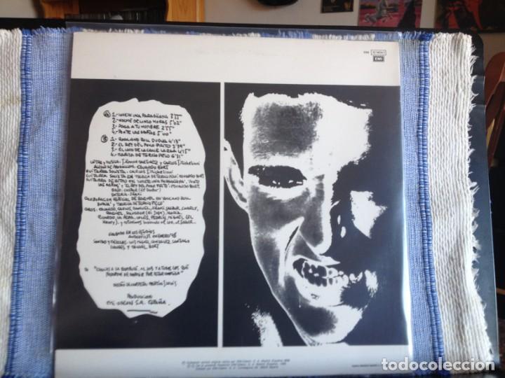 Discos de vinilo: RAMONCIN Y W.C.? / ALBUM LP MADE IN SPAIN REISSUE FAME1986 EMI ODEON. NM - NM - Foto 2 - 166538466