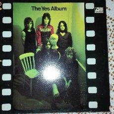 Discos de vinilo: YES LP THE YES ALBUM ATLANTIC 1983 . Lote 166539066