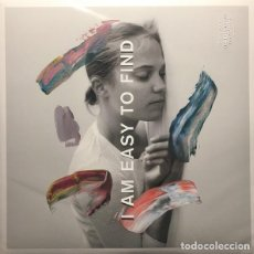 Discos de vinilo: 2LP THE NATIONAL ?– I AM EASY TO FIND VINILO TRANSPARENTE ED. LIMITADA. Lote 166547626