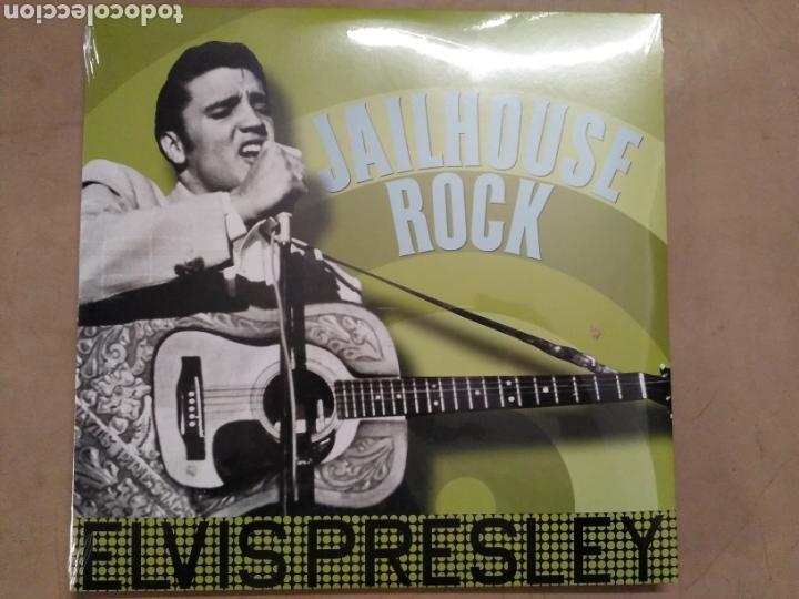JAILHOUSE ROCK-ELVIS PRESLEY PRECINTADO (Música - Discos - LP Vinilo - Rock & Roll)