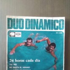 Discos de vinilo: DUO DINAMICO- 24 HORAS CADA DIA. Lote 166572222