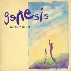 Discos de vinilo: GENESIS - WE CAN´T DANCE - DOBLE LP SPAIN 1991. Lote 166579614