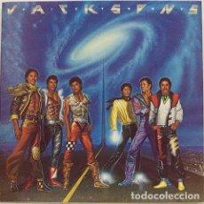 Discos de vinilo: JACKSONS - VICTORY (ESPAÑA, 1984). Lote 166580954