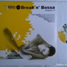 Discos de vinilo: VARIOUS - '' BREAK N' BOSSA CHAPTER 5 '' 3 LP ITALY 2002. Lote 166594822