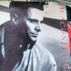 Discos de vinil: SINGLE (VINILO) DE DEACON BLUE AÑOS 80. Lote 166595302