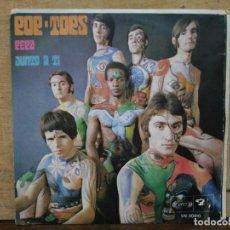 Discos de vinilo: POP TOPS - PEPA / JUNTO A TI - SINGLE DEL SELLO BARCLAY 1969. Lote 166607134