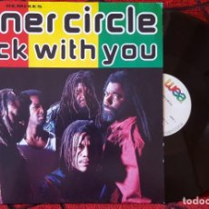 Discos de vinilo: INNER CIRCLE ROCK WITH YOU REMIXES MAXI-SINGLE VINILO 1992 ALEMANIA. Lote 166608674