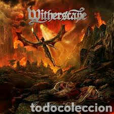 WITHERSCAPE - THE NORTHERN SANCTUARY. DEATH METAL PROGRESIVO. LP + CD. GATEFOLD (Música - Discos - LP Vinilo - Heavy - Metal)