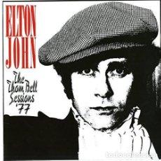 Discos de vinilo: ELTON JOHN * MAXI RECORD STORE DAY 2016 / THE THOM BELL SESSIONS * PRECINTADO. Lote 166614310