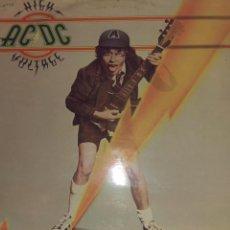 Discos de vinilo: AC DC.LP. Lote 166673894