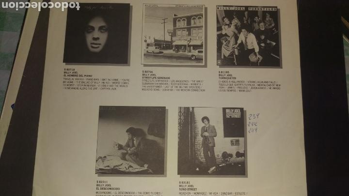 Discos de vinilo: Billy Joel.LP - Foto 4 - 166674325