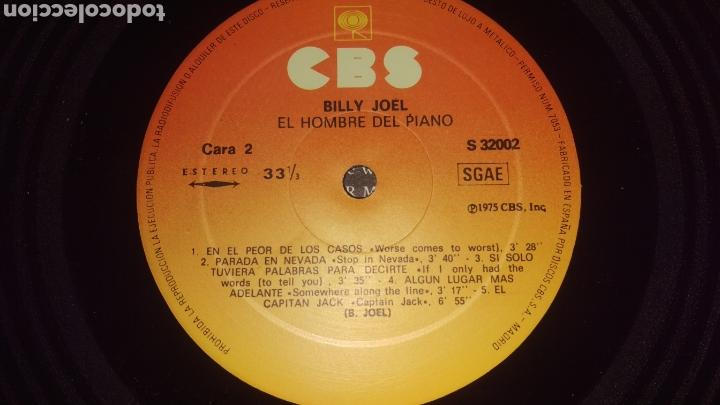 Discos de vinilo: Billy Joel.LP - Foto 5 - 166674325