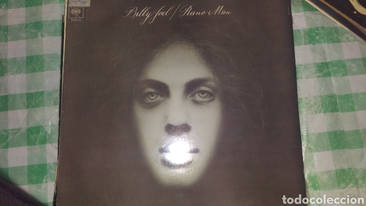 BILLY JOEL.LP (Música - Discos - LP Vinilo - Pop - Rock - New Wave Extranjero de los 80)