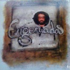 Discos de vinilo: EUGENIADAS LP 1990 PICAP EUGENIO TV CHISTES HUMOR. Lote 166680970