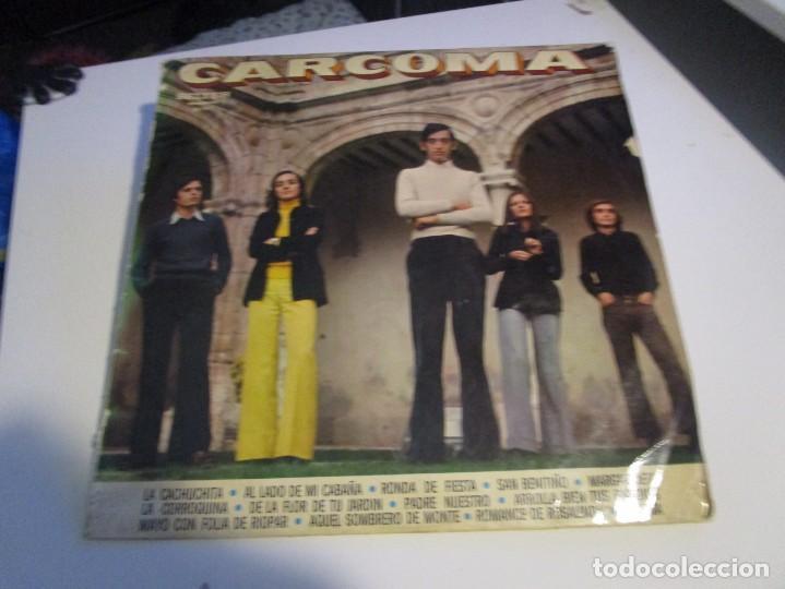 CARCOMA LP 1973 BELTER (Música - Discos - LP Vinilo - Grupos Españoles de los 70 y 80)