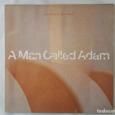 Discos de vinilo: MAXI / A MAN CALLED ADAM / BAREFOOT IN THE HEAD / BIG LIFE 1990. Lote 166704134
