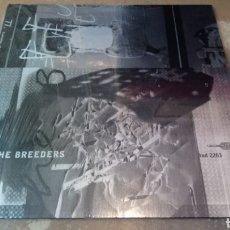 Discos de vinilo: THE BREEDERS-OFF YOU . VINYL, 10, 33 ⅓ RPM, LIMITED EDITION - INDIE ROCK - NUEVO PRECINTADO. Lote 236943170