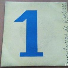 Discos de vinilo: AVENTURAS DE KIRLIAN VÍCTOR / TODO OTRA VEZ SINGLE PROMO 1989. Lote 166719498