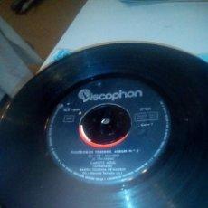 Discos de vinilo: BAL-6 DISCO CHICO 7 PULGADAS SOLO DISCO PASODOBLES TOREROS ALBUM 3. Lote 166722482