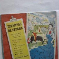 Discos de vinilo: ESTAMPAS DE ESPAÑA GRAN ORQUESTA ESPAÑOLA DIRECTOR GOMEZ DE ARRIBA. Lote 166723982