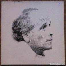 Discos de vinilo: LEO FERRÉ. BARCLAY 80.383, FRANCIA, 1969. GATEFOLD. FUNDA VG, DISCO VG++.. Lote 166745370