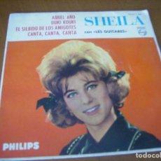 Discos de vinilo: EP : SHEILA / AQUEL AÑO + 1 ED SPAIN 1962. Lote 166768850
