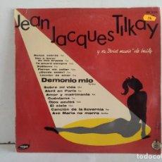 Discos de vinilo: JEAN JACQUES TILKAY. Lote 166771138