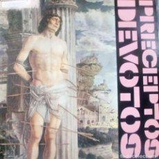 Discos de vinilo: PRECEPTOS DEVOTOS - BAJADA DE ANFETAS MAXI SINGLE 1985. Lote 166775242