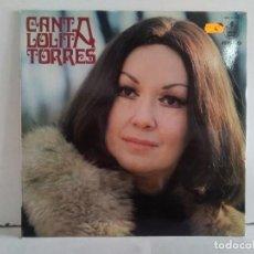 Discos de vinilo: CANTA LOLITA FLORES . Lote 166776378