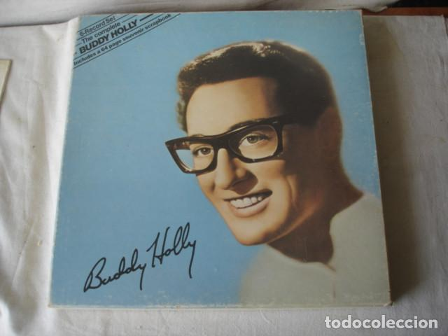 BUDDY HOLLY THE COMPLETE BUDDY HOLLY (6XLP BOX) (Música - Discos - LP Vinilo - Rock & Roll)