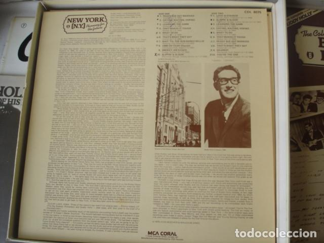 Discos de vinilo: Buddy Holly The Complete Buddy Holly (6xLp Box) - Foto 11 - 166796790