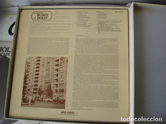 Discos de vinilo: Buddy Holly The Complete Buddy Holly (6xLp Box) - Foto 13 - 166796790