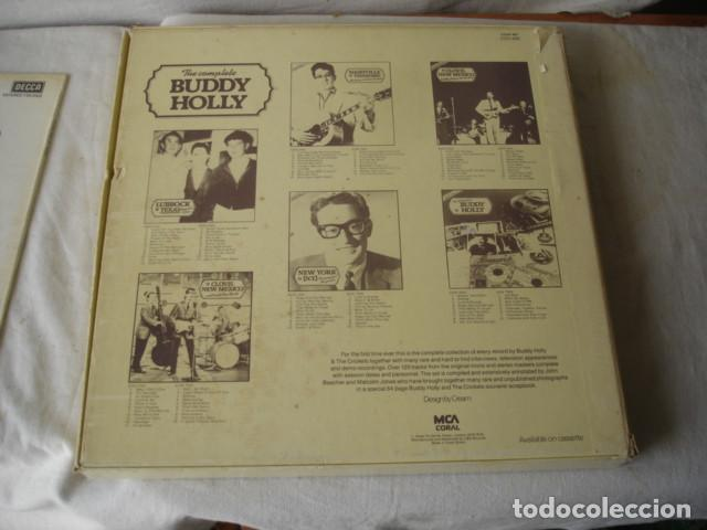 Discos de vinilo: Buddy Holly The Complete Buddy Holly (6xLp Box) - Foto 14 - 166796790