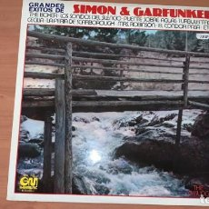 Discos de vinilo: VINILO THE NISSUNG - GRANDES EXITOS DE SIMON Y GARFUNKEL - GRAMUSIC GM-712 - 1978 . Lote 166800070