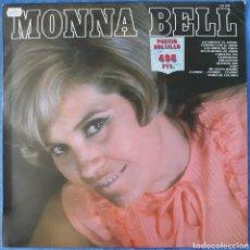 Discos de vinilo: VINILO MONNA BELL 1983. Lote 166807053