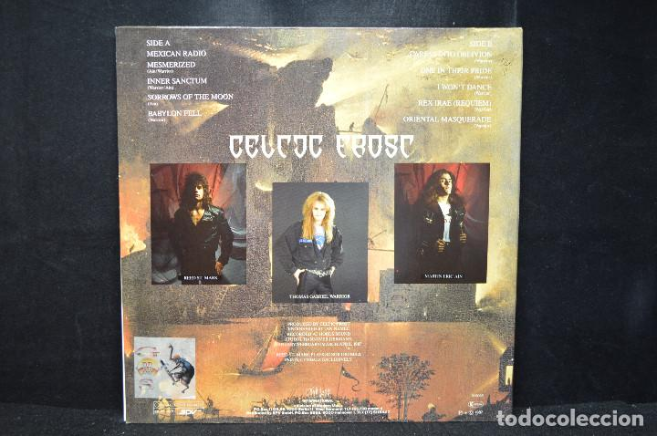 Discos de vinilo: CELTIC FROST - INTO THE PANDEMONIUM - LP - Foto 2 - 166807270