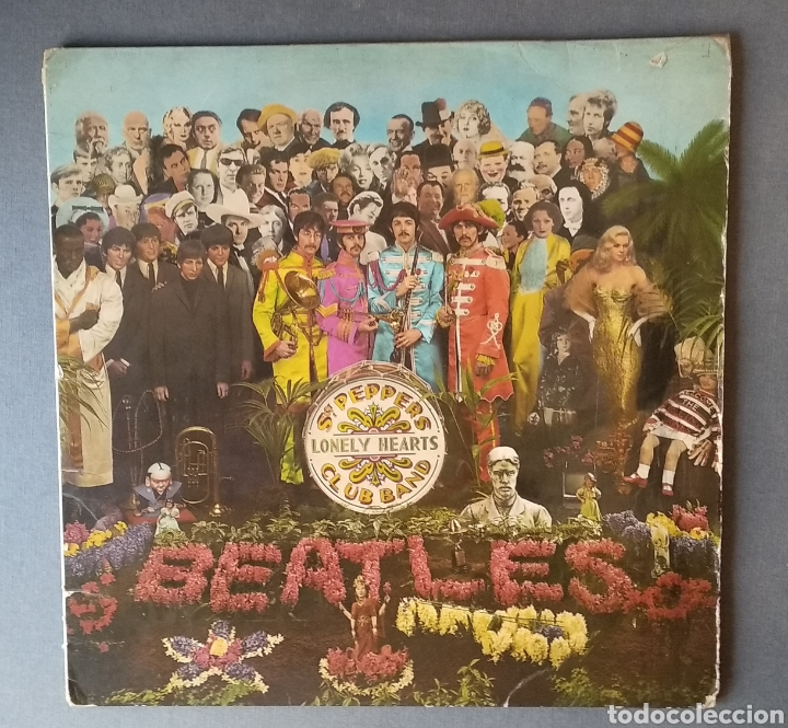 SGT.PEPPERS LONELY HEARTS CLUB BAND (Música - Discos - LP Vinilo - Pop - Rock Extranjero de los 50 y 60)