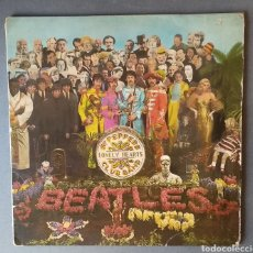 Discos de vinilo: SGT.PEPPERS LONELY HEARTS CLUB BAND. Lote 166807816