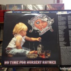 Discos de vinilo: TATTOOED LOVE BOYS - NO TIME FOR NURSERY RHYMES / ALBUM LP VINYL MADE IN FRANCE 1991. NM - NM. Lote 166808282