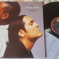 Discos de vinilo: CHARLES & EDDIE DUOPHONIC LP. Lote 166815666