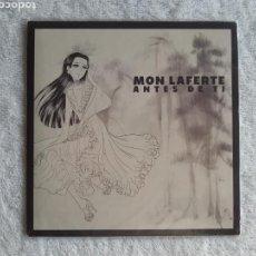 Discos de vinilo: MON LAFERTE, CANTA EN JAPONES. Lote 139075105