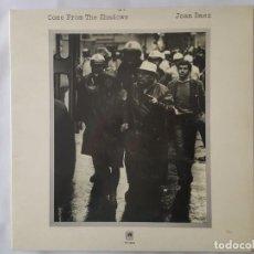 Discos de vinilo: LP / JOAN BAEZ / COME FROM THE SHADOWS / AM RECORDS 1977. Lote 177635174