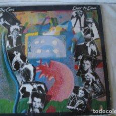 Discos de vinilo: THE CARS DOOR TO DOOR. Lote 166819126